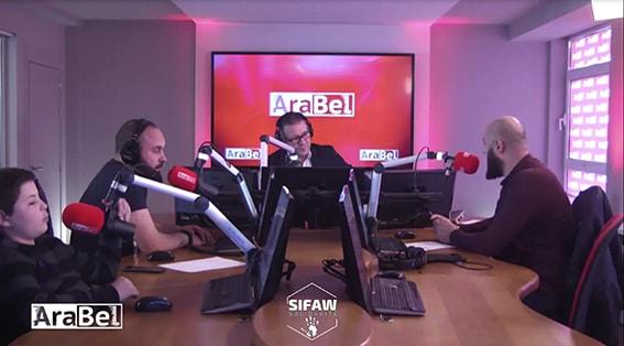 SIFAW SOLIDARITE chez AraBel.fm