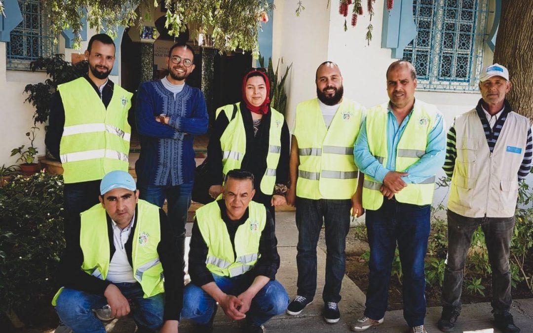 Visite aux enfants abandonnés – SOS Villages d'Enfants Maroc